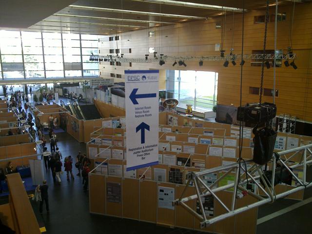 EPSC-DPS 2011 Nantes