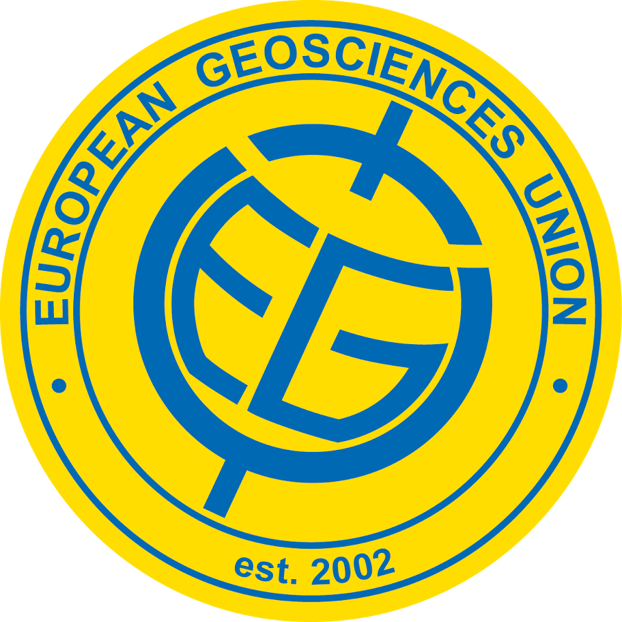 EGU 2014 logo. Vuonna 2014 kokoonnutaan jälleen Wienissä 28.4-2.5.