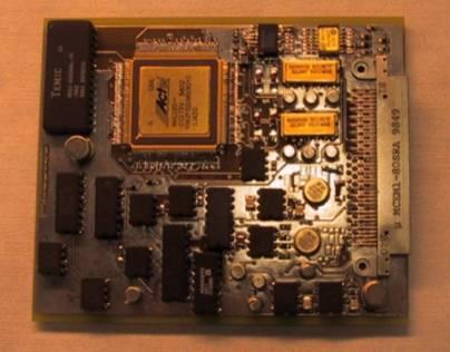 PP-mittalaitteen elektroniikkakortti. Kuva: IL.
